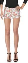 Reverse Denim shorts - Item 42601139