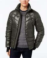 MICHAEL Michael Kors Men's Stretch-Panel Down Ski Jacket
