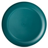Room Essentials Plastic Dinner Plate 10.5in Turquoise
