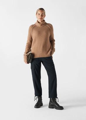 Chunky Cashmere Knit