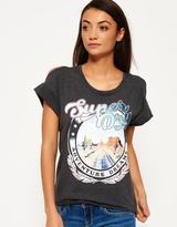 Superdry Desert Nevada Shoulder T-shirt