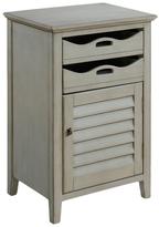 1-Door & 1-Drawer Cabinet