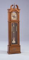 Bernards Grandfather Clock with Quartz Movement