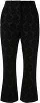 Altuzarra paisley print tailored trousers