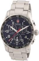 Victorinox Men's 241443 Chron Classic Chronograph Dial Watch