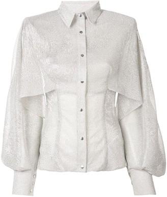 Talbot Runhof Saigon shirt