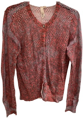 Edun Red Cotton Knitwear for Women