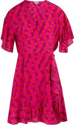 Kenzo Polka dot mini dress