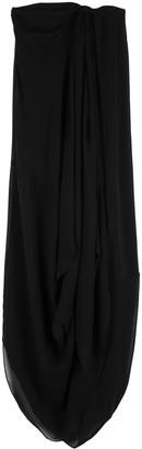 Jacquemus Asola Draped Dress
