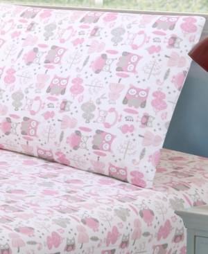 Levtex Home Daniella Owl Twin Sheet Set Bedding