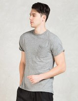 A Question Of Grey Pocket S/S T-Shirt
