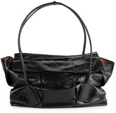 Bottega Veneta Maxi Arco Leather Satchel
