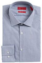 HUGO Striped Cotton Dress Shirt
