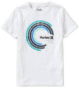 Hurley Little Boys 8-20 Spectrum Short-Sleeve Graphic Tee