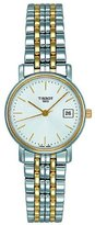 Tissot Women's Quartz Watch Desire T52228131 with Metal Strap