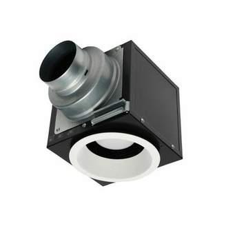 Panasonic Exhaust Energy Star Bathroom Fan with Light
