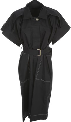Eudon Choi Joseph Dress S/s W/belt