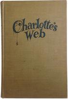 One Kings Lane Vintage Charlotte's Web, 1st Ed