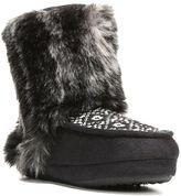 Dr. Scholl's Gigi Women's Faux-Fur Slipper Boots