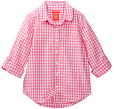 Joe Fresh Classic Gingham Shirt (Little Girls & Big Girls)