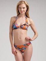 Diane von Furstenberg Two-Piece Bikini Swimsuit