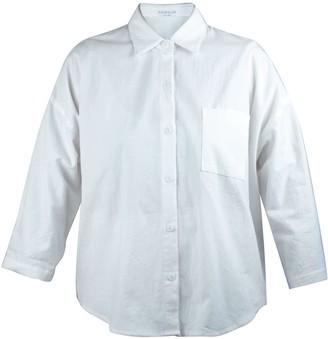 Minimalist The Label Women'S Drea Shirt White