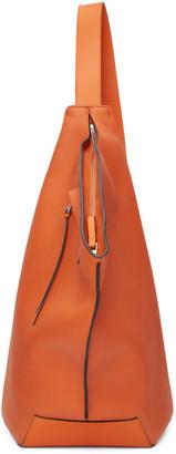 Loewe Orange Small Anton Backpack