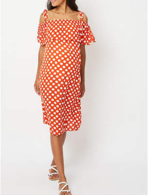 545b95a9040bc George Red Maternity Clothing - ShopStyle UK