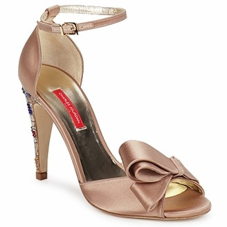 Charles Jourdan MANRAY women's Sandals in Beige