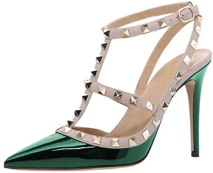eb53cad4b Green High Heel Sandals For Women - ShopStyle Canada