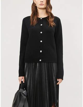 People's Republic Of Cashmere Round-neck cashmere cardigan