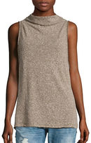 Free People Madrid Cowlneck Knit Tank