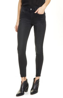 Frame Le Skinny de Jeanne High Waist Ankle Skinny Jeans