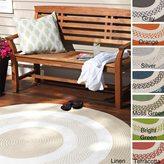 Colonial Mills Hampton Fade-resistant Indoor/ Outdoor Braided Rug (8' x 10')