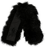 Adrienne Landau Fur Clip Scarf w/ Tags