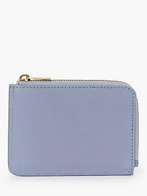 John Lewis & Partners Callie Leather Small Zip Around Coin Purse