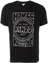 Kenzo House Of Reggae T-shirt - men - Cotton - S