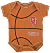 College Kids Babies' Oklahoma Sooners Basketball Bodysuit
