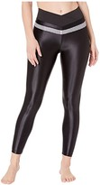 Koral Utility Infinity High-Rise Leggings (Black/Passion) Women's Casual Pants