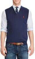 Polo Ralph Lauren Pima Cotton V-Neck Sweater Vest