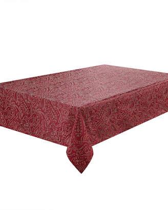 """Waterford Esmerelda Tablecloth, 70"""" x 104"""""""