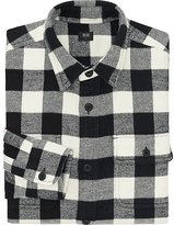 Uniqlo Men Heavy Flannel Long Sleeve Shirt