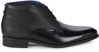 Ted Baker Leather Ankle Boots