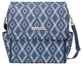 Petunia Pickle Bottom Boxy Backpack Diaper Bag in Indigo