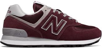 New Balance 574 Core Running Classics Leather Sneaker