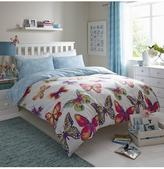 Very Beautiful Butterfly Duvet Cover Set