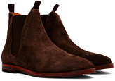 Hudson Tamper Chelsea Boot Brown