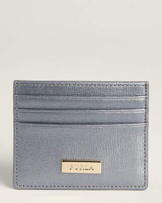Furla Mercury Saffiano Leather Classic Card Case