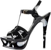 FSJ Women Slingback Sandals Ankle Strappy Buckle Pumps Platform Dress Shoes Size 13