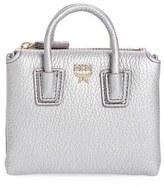 MCM Women's Milla Mini Handbag Card Case - Metallic